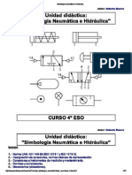 Simbologís hidraúlica y neumatica