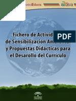 actividades Kioto educa Junta Andalucía