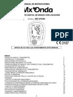 Ejemplo de Manual de Usuario MX-CP2395