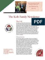 March Newsletter 2014 Kolb PDF