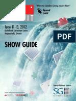 2012 Canadian Gaming Summit WEM July