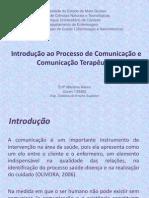 Aula C_Comunicação Terapêutica