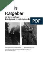 Brandschutz in Historischen Gebäuden - Praxis Ratgeber Zu Denkmalpflege
