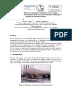 Revisión del diseño de recipientes contenedores de presión.