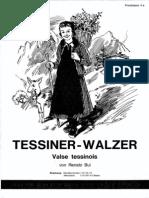 Renato Bui - Tessiner Walzer - 1971