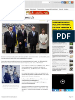 Russland und Ukraine - Arseni Jazenjuk (Yatsenyuk) begrüßt auf Maidan mit Hitler Gruß - neopresse.com