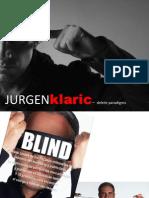 Jurgen Klaric - Delete Paradigms