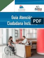 Atención Ciudadana Inclusiva