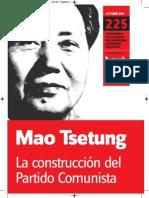 MAO Sobre El Partido
