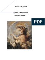 CartCompasiunii-Vindecarea Spirituala ea Ingerul de Daniela Ghigeanu Nou Corectata
