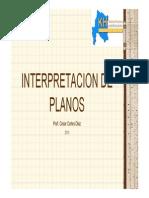 Dibujo Tecnico Interpretacion de Planos
