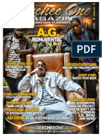 GeeChee One Magazine - March 2014 - Special FREE Issue! That's Right... FREE!!!