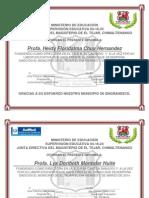 Diploma Completos Para Directores El Tejar
