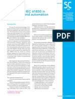 How to Use IEC 61850 in Protection and Automation
