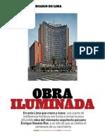 Enrique Seoane Ros-Arquitectura en Lima
