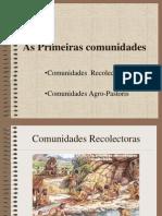 asprimeirascomunidades-110212164347-phpapp02