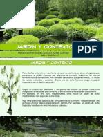 Exposicion Jardin y Contexto