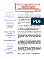 hfc march 16 2014 bulletin