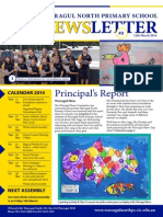 Warragul North Primary School Newsletter