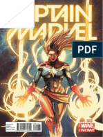 Captain Marvel Exclusive Preview