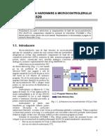 01 Structura Hardware a Microcontrolerului PIC 18LF4520