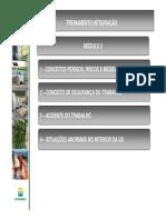 TREINAMENTO INTEGRAÇÃO PETROBRAS - USAR DEFINIÇÃO RISCO E PERIGO.pdf