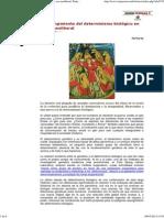 El resurgimiento del determinismo biológico en la era neoliberal. Pankaj Mehta.pdf