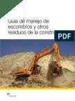 Guia Escombros Baja COSTA RICA