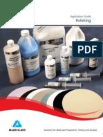 Buehler Vibratory Polisher Application Guide_Polishing