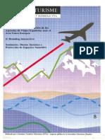 Concentracion e integracion de las agencias de viajes españolas ante el acta unica europea
