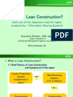 Lean Construction 3 Inokuma