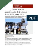 09-03-2013 Milenio.com - RMV pone en marcha construcción de Centro de Educación a Distancia.pdf