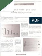 Produccion de Petroleo y Gas