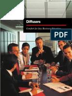 Diffuser Sales Brochure