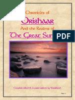 Orishaar