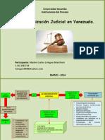 La Organización Judicial en Venezuela.