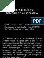 AMÉRICA DIABÓLICA (ap. slides)