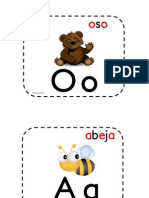 Spanish Alphabet Posters and Flashcards
