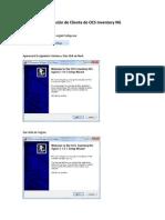 Instalación de Cliente de OCS Inventory NG
