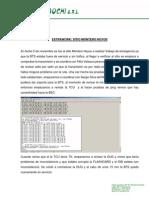 Informe Sobre Montero Hoyos