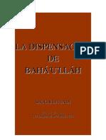 La  Dispensación de Bahá'u'lláh
