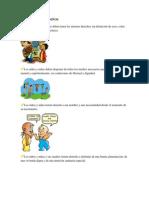 deberes y derechos de los niños