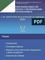 Prot. Raiologica en Radiodiagnostico y Radiologia Intervencionista