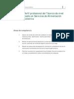 ANEXO Perfil Prof Del Tec de Nivel Medio en Serv de Alimentacion Colectiva