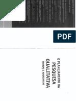 o Planejamento Da Pesquisa Qualitativa - Denzin & Lincoln
