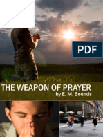 Bounds Weapon of Prayer