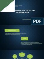 Organización Judicial Venezolana