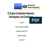 IC Engine Combustion Research,