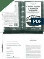 CS y Formacion ambiental-Rolando-García