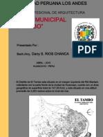 Palacio+Municpal+El+Tambo
